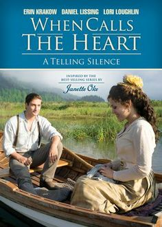 When Calls the Heart: A Telling Silence DVD
