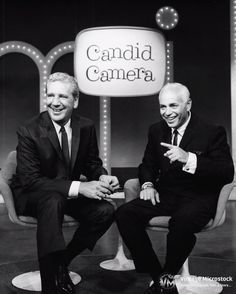 candid camera allen funt - Google Search