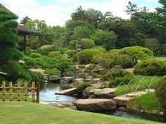 Resultado de imagen de jardin flotante japon