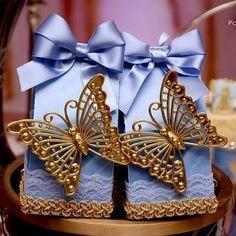 As borboletas não podiam faltar #cinderelaparty #cinderela #festacinderela #giovannafaz1ano #atelierartemao #encontrandoideias #loucaporfestas