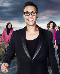 Gok Wan is on a mission to help fashionistas up and down the country dress for their body shape.  Great resources here!