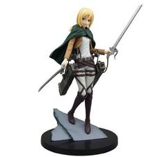 Crunchyroll - Attack on Titan Krista Lens 6 Inches Figure