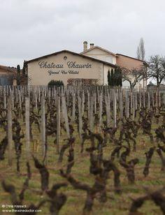 Château Chauvin, April 2015 Bordeaux Wine, Mcdonalds, Bottles, Champagne, Cooking Recipes, Cooker Recipes, Chef Recipes, Bordeaux, Recipes