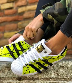 adidas superstar customizzate