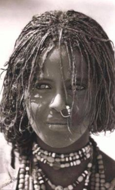 A beautiful female from the Beja People, the remaining ancestry of the True Egyptians, who built the world's greatest and longest lasting empire that stood for 4,000 years.