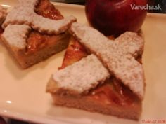 Starodavný jablkový mrežovník zo zemiakového cesta (fotorecept)