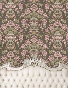 Wall Stencil | Encantada Damask Stencil | Royal Design Studio