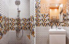 Дизайн маленького санузла: 5 приемов, которые «дружат» друг с другом | Свежие идеи дизайна интерьеров, декора, архитектуры на InMyRoom.ru