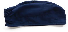 This adjustable, tie-back scrub hat features a terry cloth sweatband and contoured seaming with back elastic for better fit.