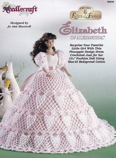 Elizabeth of Alexandria Ladies of Fashion by LucyGooseyDolls