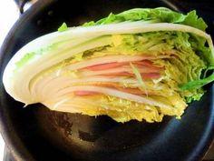 まるごと白菜のオリーブオイル焼き アンチョビクリームソース by yakko | レシピサイト「Nadia | ナディア」プロの料理を無料で検索
