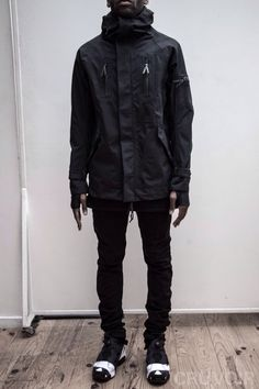1ad5e4a3c1f  techwear  reflective  reebok Street Goth