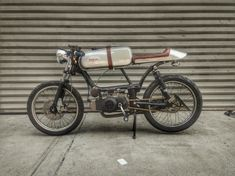 Garage - Build: Seafire MKII Cafe Racer #motorcycles #caferacer #motos | caferacerpasion.com