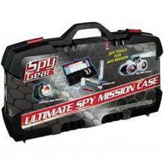 Ultimate Spy Mission Case $78.79