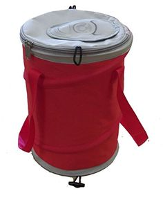 """Camping Kitchen :""""COOLERZ Can Pop-Up Soft-Sided Lunch Cooler : Red"""" * Awesome product. Click the image : Camping Kitchen"""