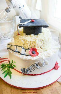 cake per laurea