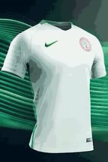 Nigeria Current Affairs  New Super Eagle Jerseys Released by NFF(See Photos. 89855f62a