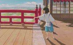 Gosh!!! My favourite Studio Ghibli movie, and this is my favourite scene ₍₍ ( ๑॔˃̶◡˂̶๑॓)◞♡