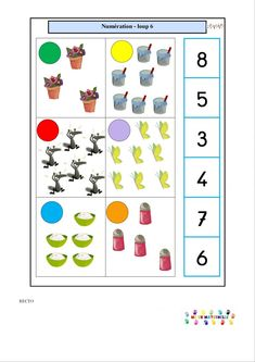 Logico des nombres : compter avec loup – MC en maternelle Sequencing Cards, Grande Section, Kids Education, Counting, Preschool, Album, Teaching, Activities, Cousins