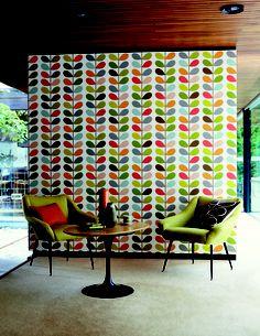 Orla Kiely colour inspiration