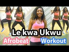 Check out Scola Dondo doing her fun, fantastic afrobeat exercise workout!------------------Song: Le Kwa Ukwu by Iyanya (No copyright infringement intended) Stay HealthyNigeria, Nigerian