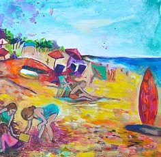 Beach Break | Marquin Designs
