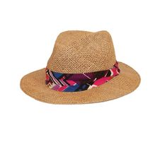 Mens Straw Fedora  Tropical Print Hat Band by MadgesHatBox on Etsy, $32.00 Vintage Men, Vintage Fashion, The Twits, Straw Fedora, Fabric Tape, Hat Boxes, Antique Clothing, Open Weave, Hats For Men