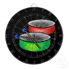 pan drums with mallets music percussion.png dart board