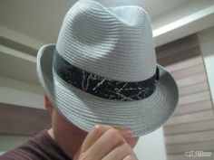 1a5f90259ae How to Practice Male Hat Etiquette  5 Steps (with Pictures) Classic Hats