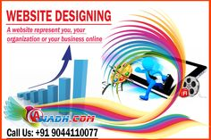 A #website represent you, your organization or your business online. However big or small your Website, you need a #web #development #company in #India with experience in #web #design, if you want to present a professional looking & technically sound #Website to your target market. Contact Us: +91 9044110077 #Website #Designing in #Lucknow, #SEO, #SMM, #Ecommerce #Website #Designing and #Digital #Marketing in #Lucknow http://awadh.com/