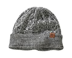 Men's Marled Cable-Knit Hat