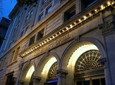 Old Ebbitt Grill, a DC institution