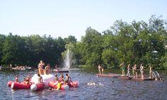 Zwembad t Zwarte Plasje - Hillegersberg Rotterdam