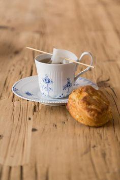 Royal Copenhagen Blue Elements Tea