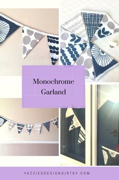 Excited to share this item from my shop: black bunting garland, black Tv Decor, Room Decor, Decor Ideas, White Wall Decor, Bunting Garland, Diy Tv, Soft Furnishings, Diy Gifts, Party Supplies