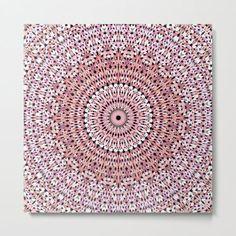 Pink Petal Pattern Mandala Metal Print by David Zydd #MandalaMetalPrint #BestMetalPrints #WallArt #Geometry #HomeDecoration #Ornament #Artwork #Bohemian (tags: mandala wall art, oriental, energy, pattern, ornate, petal, bohemian wall art, art print, mandala, home decoration, geometrical, bloom, design, mandala metal print, bohemian art, wall art, hippie, mandala decoration, wall decor, mantra) Mandala Pattern, Mandala Art, Geometric Artwork, Bohemian Wall Art, Pink Petals, Art Art, Oriental, Wall Decor, Tapestry