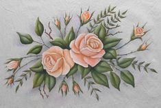 les roses orangées2