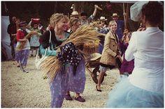 Pagan wedding guests www.ellymacphotos.com/