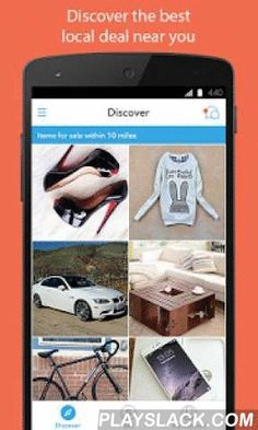 Sell It - Find&Buy Local Items  Android App - playslack.com , SHOP and SELL with sell it! It's EASY, FAST and FREE!Is your room filled with items you never used or no longer need? sell it makes it easy to sell your pre-loved items, letting you clean your closet and make some extra cash at the same time! Raid closets and find great preloved things. Or, boost your income selling clothes you no longer wear. Join and list for FREE!Browse local items for sale with thousands of new postings daily…