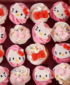 Hello Kitty Cupcakes - Cupcakes & Accesorios - Uruguay