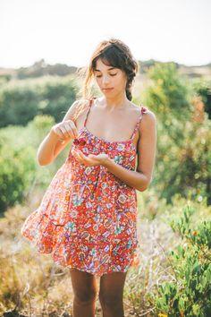 LAURA MARII   Native Fruit Fresh Fashion Photography
