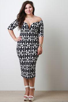 1233c4f664e 24 Best Pretty Floral Plus Size Dresses For Summer images