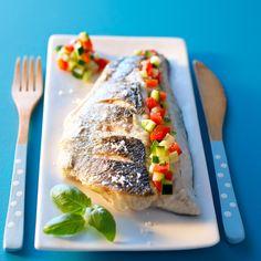 Nos recettes de poisson au barbecue