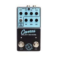 Keeley Caverns Delay Reverb.  Should arrive from the factory soon.  Those sons'a'bitches at Keeley just keep making me buy pedals.
