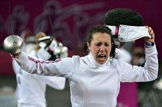 Samantha Murray takes silver in the Modern Pentathlon (Metro)