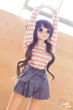 10 tips for Doll Photography - Orchid Dolls