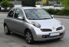 Micra K12 2002–2007. #Nissan #Micra #Car #Design