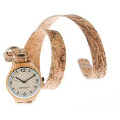 cayboo_bamboe horloge