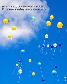 Remembering my dad....but also remembering Christmas with my sister when we 'attempted' to release balloons for Dad....