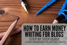It's completely possible to bring in a decent income writing for blogs. I've done it. Here's how to find freelance blogging jobs if you're starting from scratch. (Or even if you aren't!)